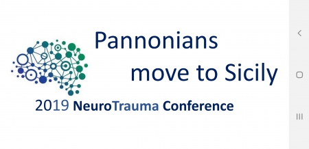 Pannonians move to Sicily: NeuroTrauma Messina 2019 - 2nd EANS Trauma & Critical Care Update Meeting
